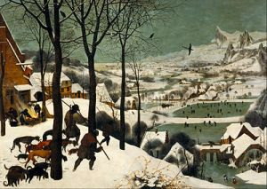 400px-Pieter_Bruegel_the_Elder_-_Hunters_in_the_Snow_(Winter)_-_Google_Art_Project